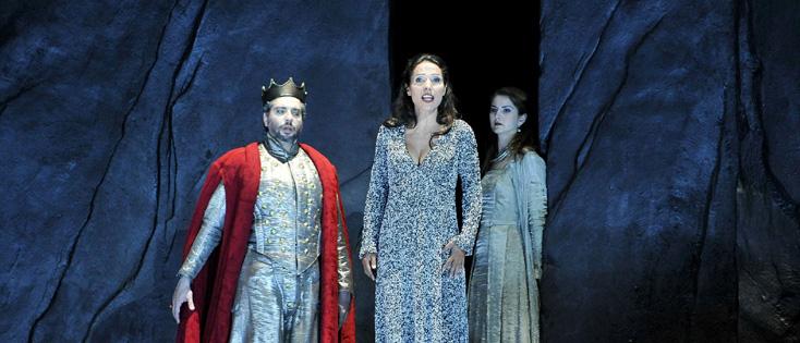 Ariel Garcia-Valdès met en scène La favorita de Donizetti à Montpellier