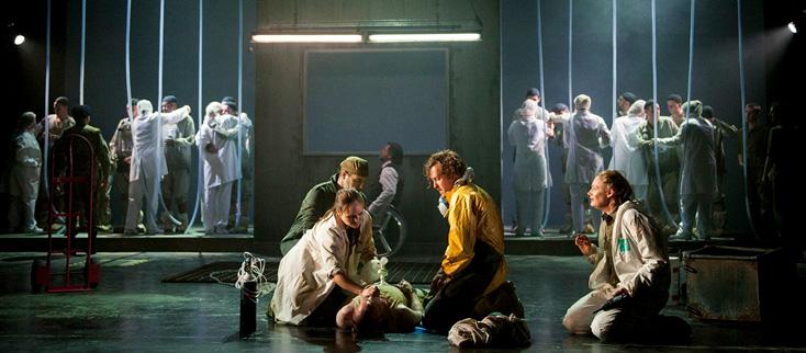 Fidelio, intéressante production d'Orpha Phelan au Longborough Festival Opera