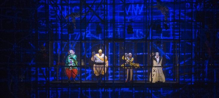 """L'univers onirique du """"Fidelio"""" (Beethoven) du Grand Théâtre de Luxembourg"""