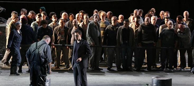 reprise indifférente du Fidelio de Deborah Warner à la Scala de Milan