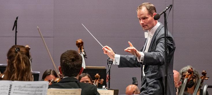 Constantin Trinks dirige l'Orchestre national de Metz au Festival Berlioz 2021