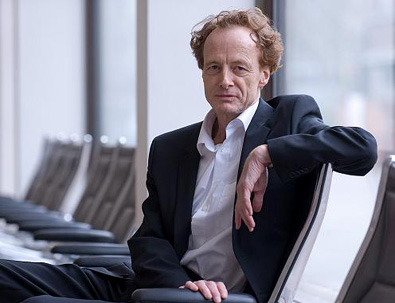 le compositeur suisse Beat Furrer
