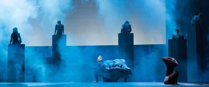 fin du Ring (Wagner) de Rosamund Gilmore à Leipzig : Götterdämmerung