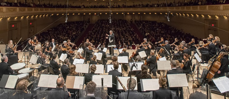 L'opus 14 de Berlioz par John Eliot Gardiner à Carnegie Hall
