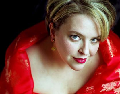 le soprano colorature Karina Gauvin chante la musique de Händel à Gaveau