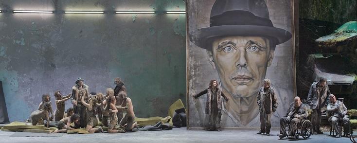 Gawain, opéra d'Harrison Birtwistle au Festival de Salzbourg 2013