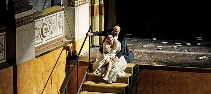 un Don Giovanni ténor ? Oui, celui de Giuseppe Gazzaniga (1743-1818)