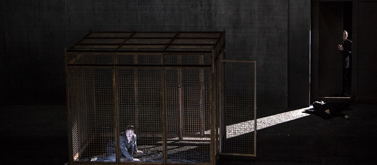 Andrea Breth met en scène Il Prigioniero de Dallapicolla à Bruxelles