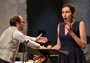 Véronique Gens chante le baroque français, accompagnée par Les Surprises