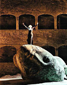 Die Gezeichneten, opéra de Franz Schreker, au Festival de Salzbourg 2005