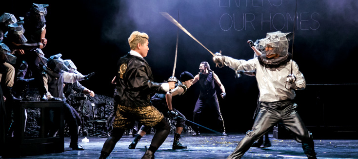 Gulietta e Romeo de Zingarelli : l'opéra napolitain s'invite à Schwetzingen