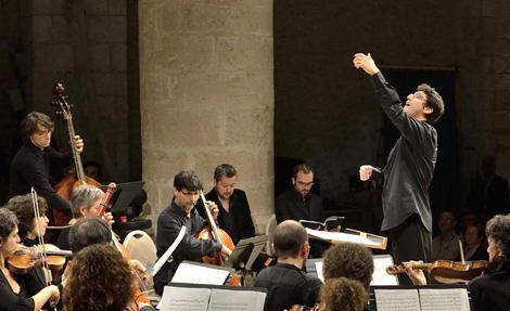 Leonardo García Alarcón à la redécouverte du Requiem de Mozart