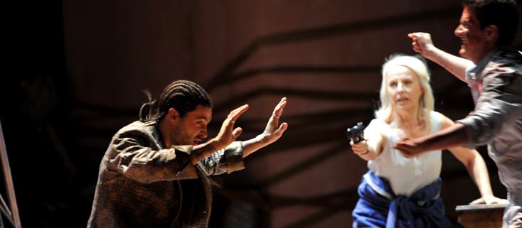 reprise de Giulio Cesare (Händel) au Festival de Salzbourg 2012