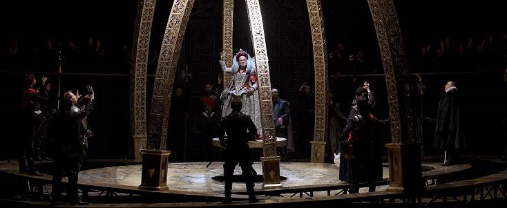 David McVicar met en scène Gloriana de Benjamin Britten au Teatro Real de Madrid