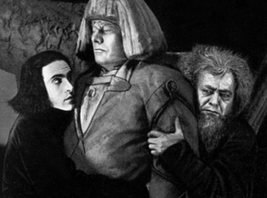 Der Golem, film de Paul Wegener – musique de Jorge Garcia Herranz