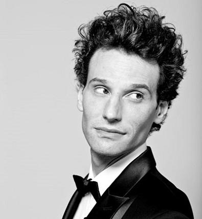 le pianiste David Greilsammer rencontre le musicologiue Bertrand Bolognesi