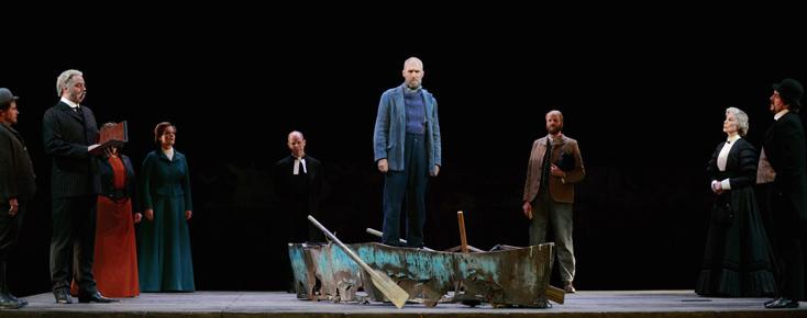 Peter Grimes, opéra de Benjamin Britten