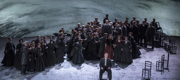 reprise réussie du Peter Grimes (Britten) de Willy Decker à Valence (Espagne)