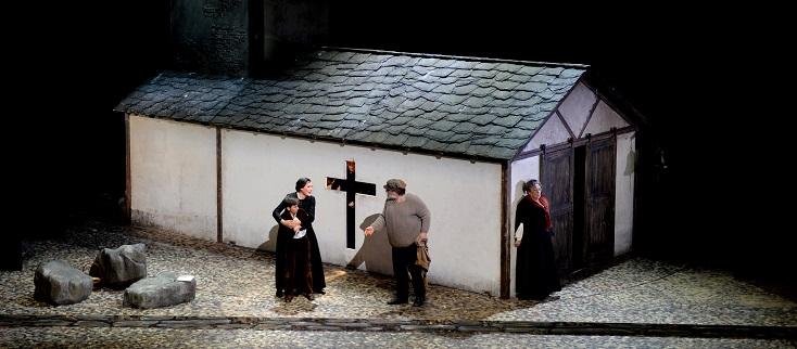 Jan Latham-Koenig joue Peter Grimes (1945), l'opéra de Benjamin Britten