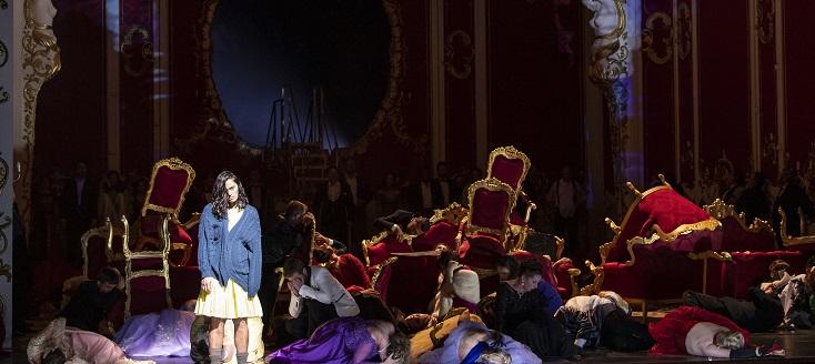 """À Genève, Calixto Bieito met en scène """"Guerre et paix"""" de Prokofiev"""