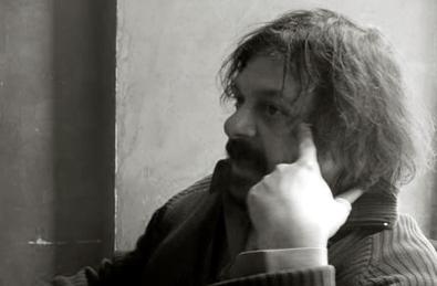le compositeur libanais Karim Haddad photographié par Sylvie Benoit