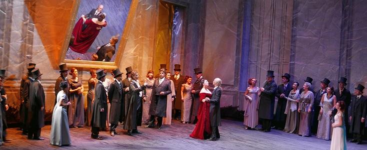 sur la scène marseillaise, retour d'Hamlet de Thomas dans la production Boussard
