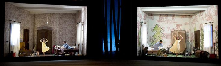 Hänsel und Gretel (Humperdinck) à Garnier, photographié par Monika Ritteshaus