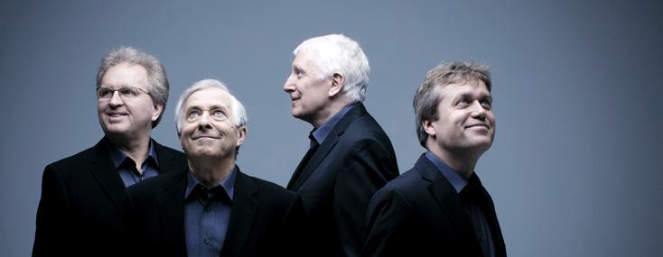 concert du fameux Hilliard Ensemble, au Flagey (Bruxelles)
