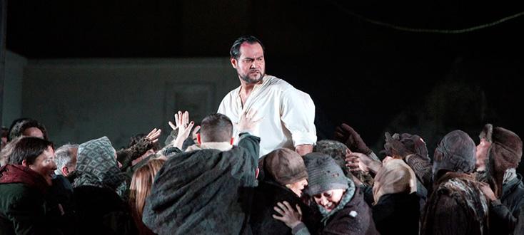 Le prince Igor, production du Met' au Gaumont Capucines