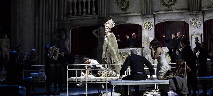 Les Indes galantes, opéra-ballet de Rameau au Grand Théâtre de Genève