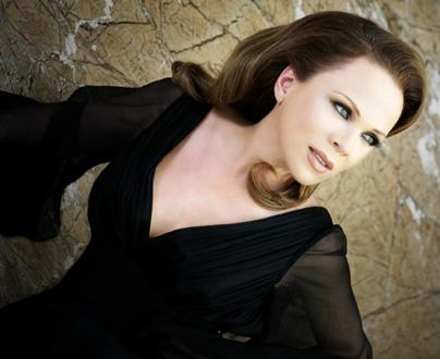 récital du soprano albanais Inva Mula à l'Opéra de Saint-Étienne, 10 juin 2016