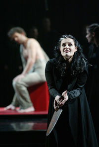 Iphigénie en Tauride de Gluck à l'Opéra national de Lorraine (Nancy))