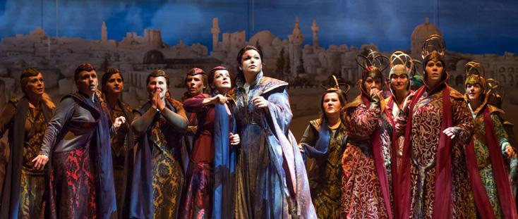Speranza Scappucci joue Jérusalem (1847), un grand opéra signé Verdi