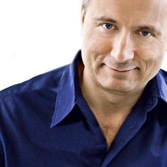 le chef estonien Paavo Järvi, bientôt patron de l'Orchestre de Paris