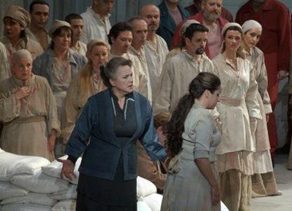 reprise de la Jenůfa (Janáček) de Nancy à l'Opéra de Toulon