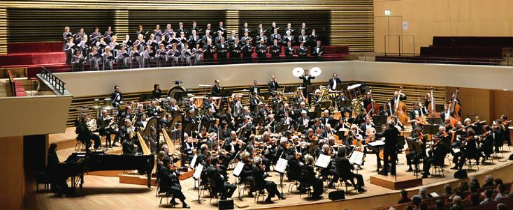 Capella de St-Pétersbourg et Orchestre national de Lille dirigés par Vakoulsky