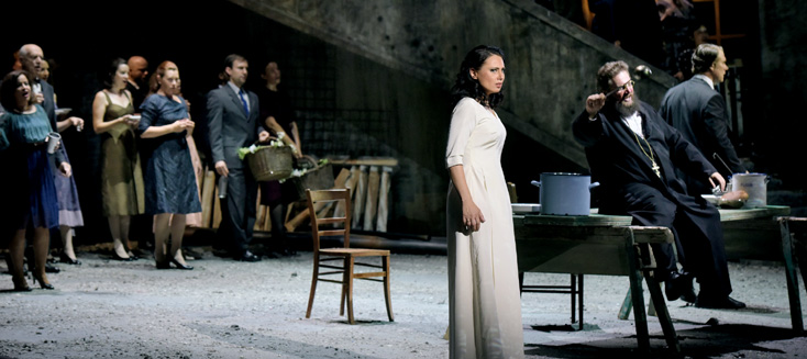 Evguenia Muraveva, révélée en Lady Macbeth de Mzensk à Salzbourg !