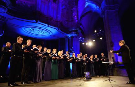 le King's Consort au festival Contrepoints 62 : musique anglaise sacrée !