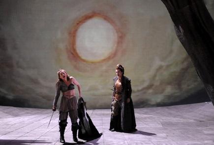 Scènes de chasse, le nouvel opéra de René Koering, en création à Montpellier