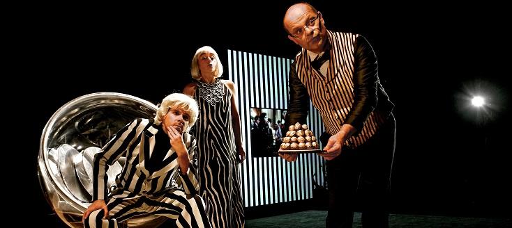 Trilogie Menotti, Hindemith et Wolf-Ferrari au Théâtre La Renaissance d'Oullins