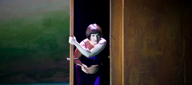 Gun-Brit Barkmin est Lady Macbeth de Mzensk (Chostakovitch) à Zürich