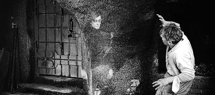 """""""Inferno, ein Spiel von Menschen unserer Zeit"""" de Fritz Lang (1922)"""