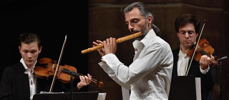 François Lazarevitch ouvre la quarantième édition du Festival d'Ambronay