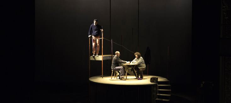 The lighthouse, opéra de Peter Maxwell Davies pour trois solistes