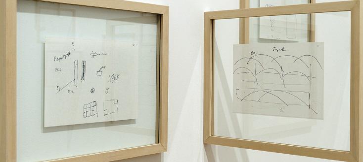 Listen Profoundly, installations d'Ulf Langheinrich