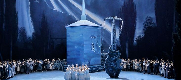 Yuval Sharon met en scène le nouveau Lohengrin du Festival de Bayreuth