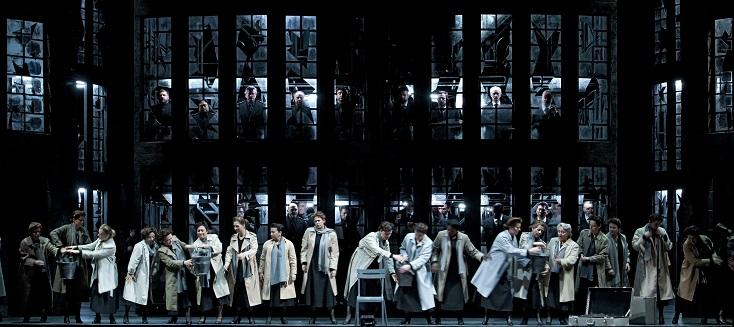 """Olivier Py suigne le nouveau """"Lohengrin"""" (Wagner) de La Monnaie (Bruxelles)"""