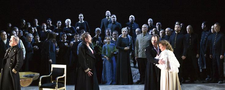 le ténor Nikolaï Schukoff flamboyant en Lohengrin à l'Opéra de Saint-Étienne !