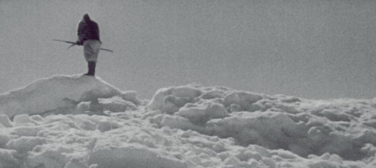 Nanook of the North (Nanouk, l'Esquimau), film de Flaherty et musique de Pécou