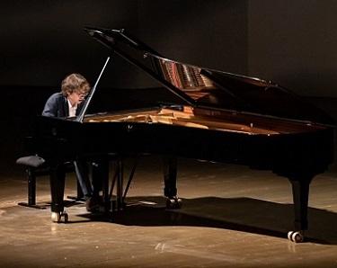 Bach, Debargue, Delplace et Scarlatti par Lucas Debargue à La Roque d'Anthéron